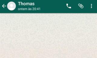 bloqueado no Whatsapp como saber