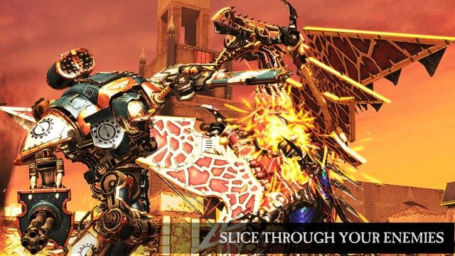 Warhammer 40,000: Freeblade para iPad