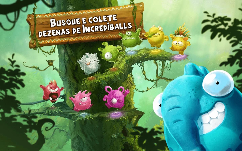 Rayman Adventures para iPhone