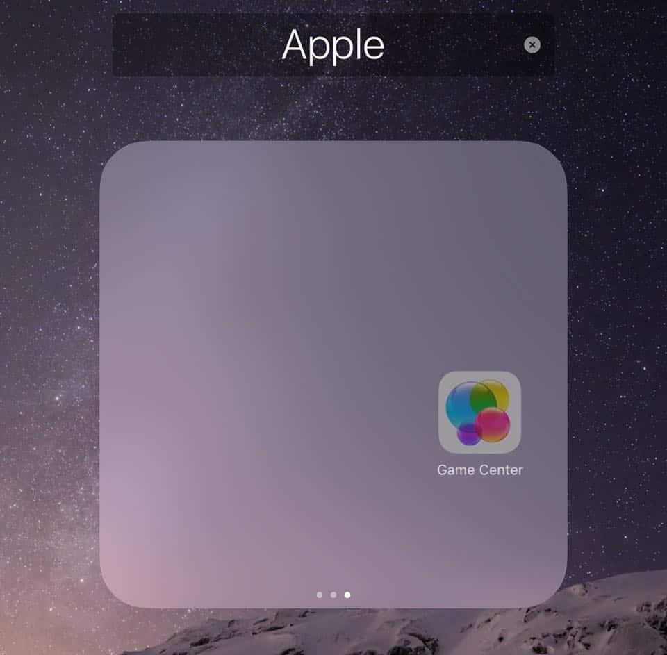 apps nativos do ios