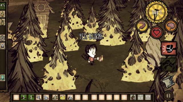 Don't Starve: Pocket Edition para iPhone