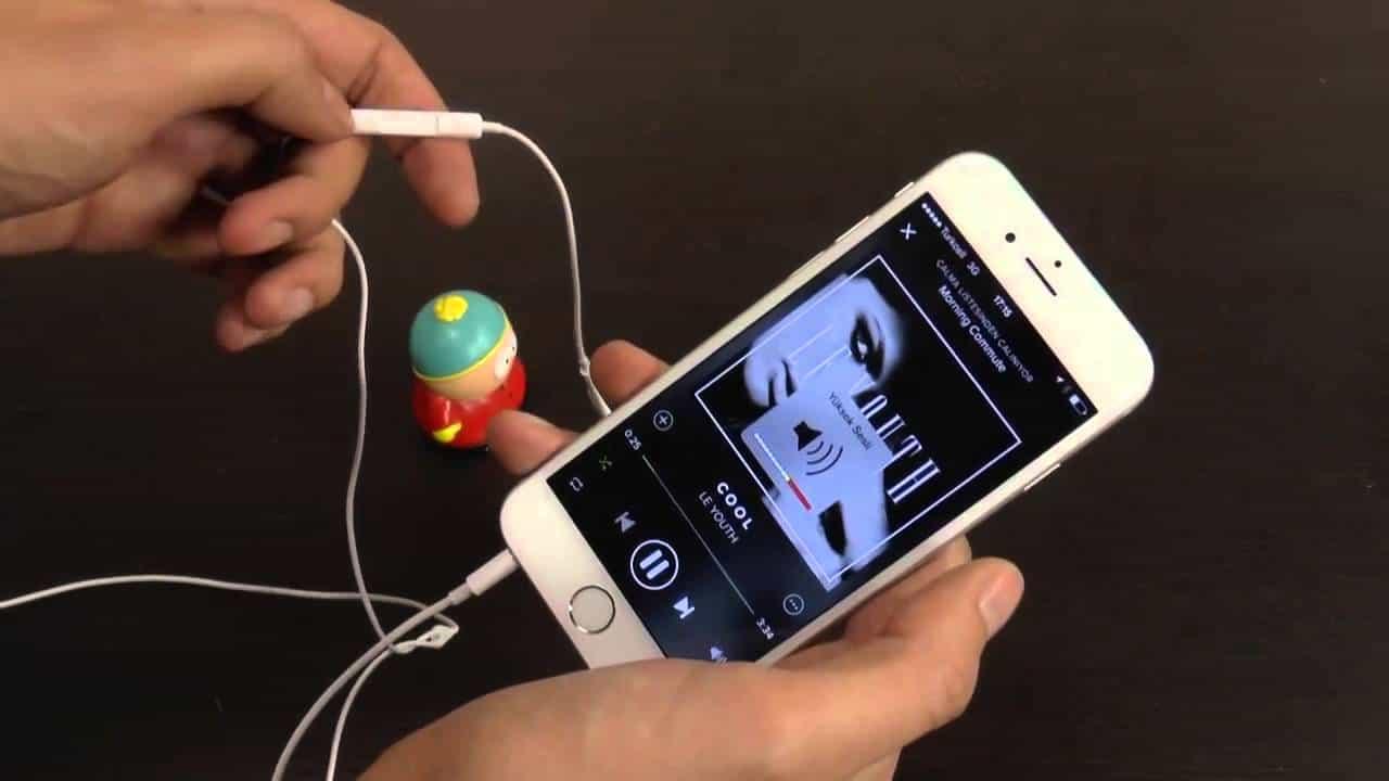 fones de ouvido da apple