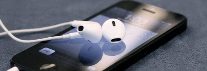 fones do iphone