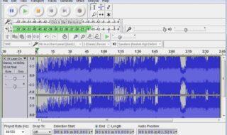 gravadores de áudio