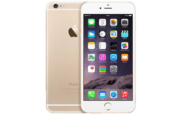 iphone 6s 128gb guld