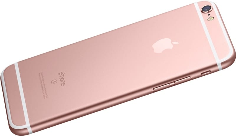 cor do iPhone iphone rosa