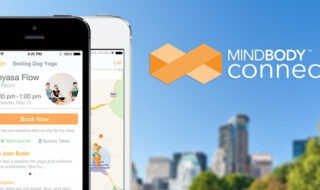 mindbody connect app