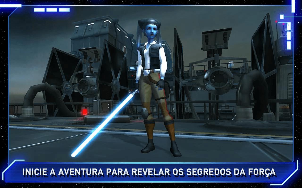Star Wars: A Rebelião para iPhone