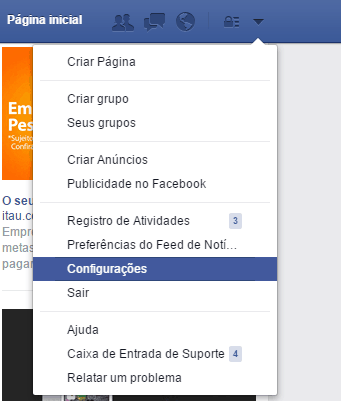 vídeos do facebook