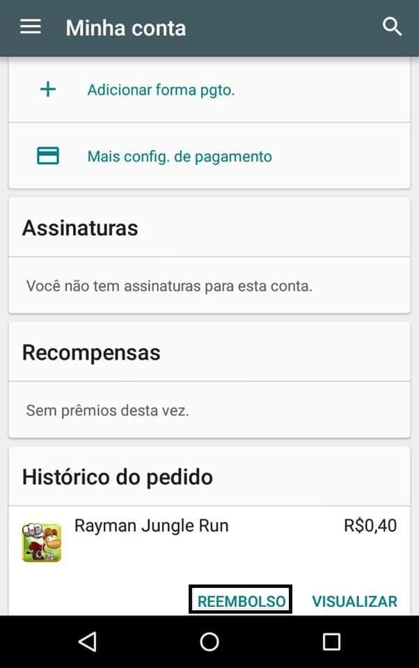 apps android no Google Play