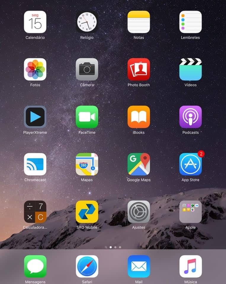 desativar corretor do iPhone