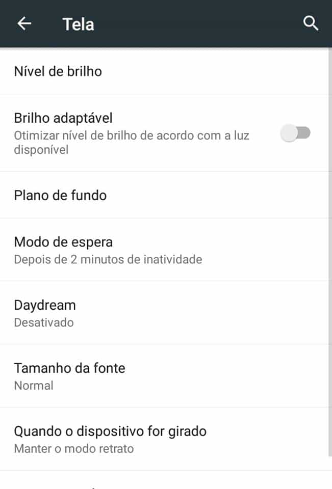dicas android marshmallow