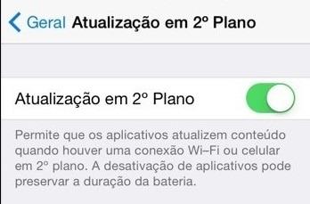 dicas do iPhone