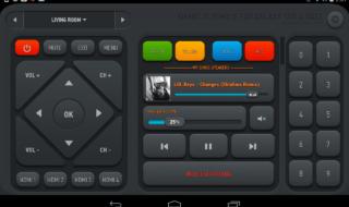 smart IR Remote app