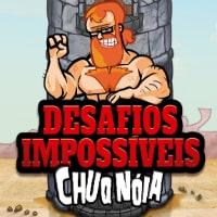 Desafios Impossíveis Chuq Nóia traz desafios bizarros para mobile