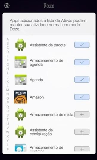 Doze no Android Marshmallow