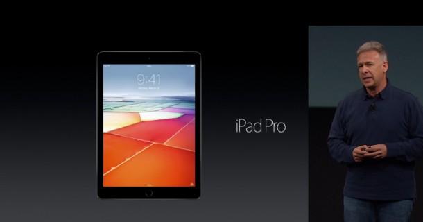 iPad Pro menor