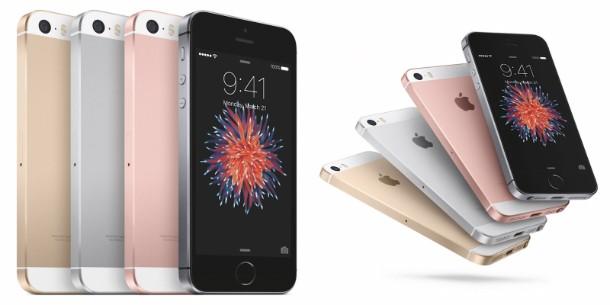 Peças do iPhone SE