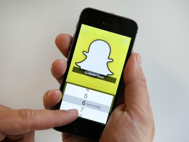 Snapchat recebe atualização