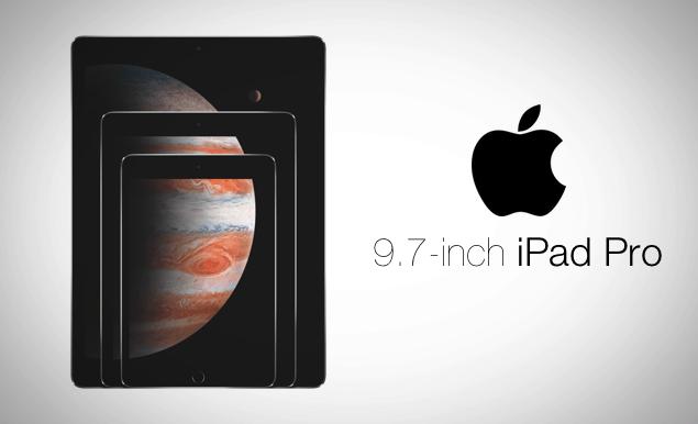 Vídeos do iPad Pro