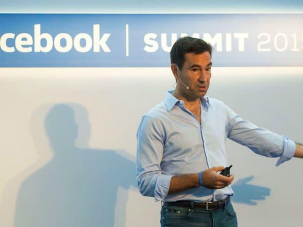 Vice-presidente do Facebook