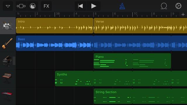 apps musicais do ios