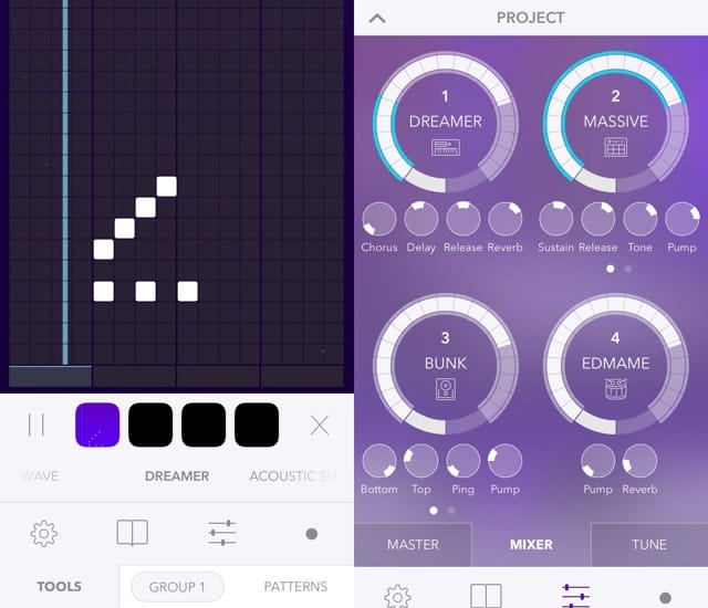 apps musicais do iphone