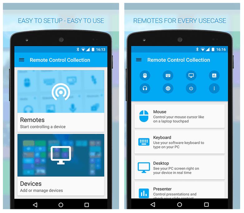 controlar o PC pelo Android