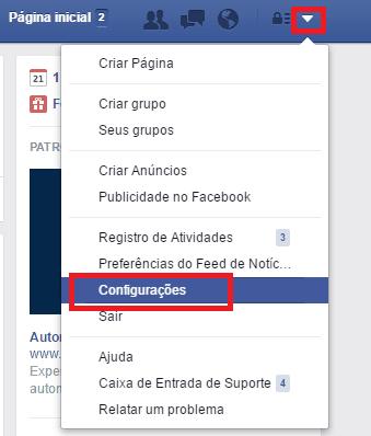 dicas facebook