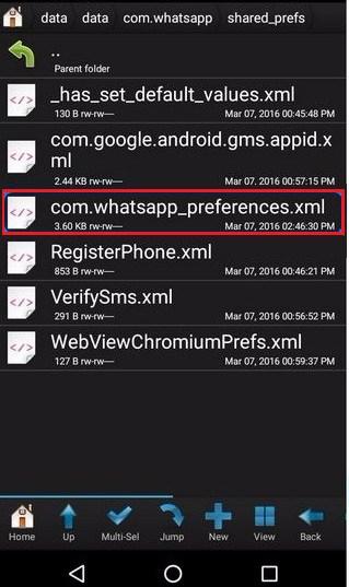 documentos no whatsapp