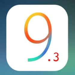 Apple libera primeira fase de testes do iOS 9.3.3
