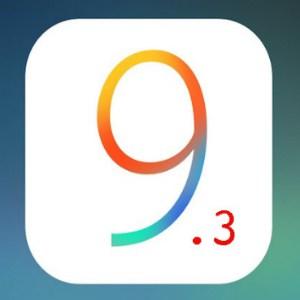 Apple libera primeira fase de testes do iOS 9.3.3