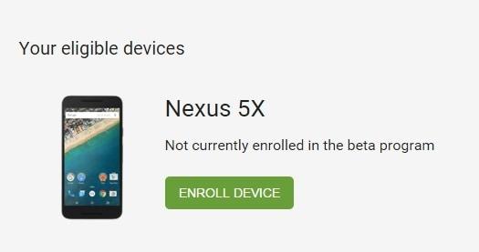 instalar o Android N
