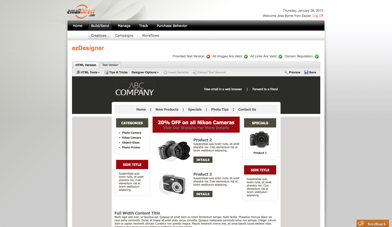 serviços de email marketing