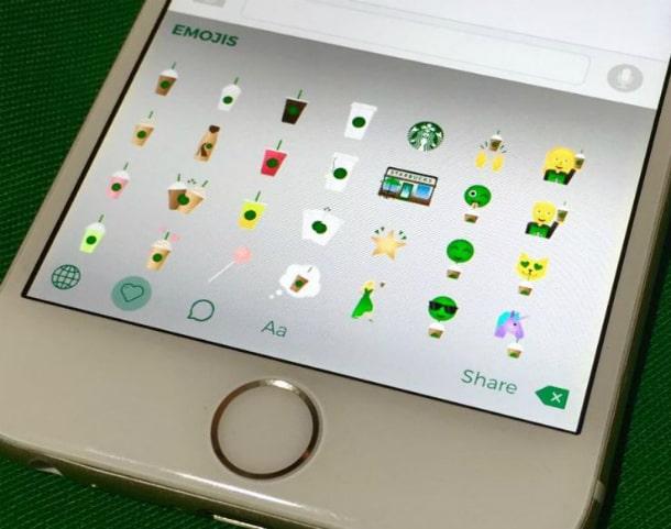 Aplicativo de emojis