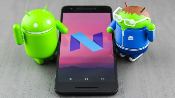 Beta do Android N