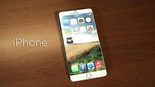 Carregamento sem fio no iPhone 7