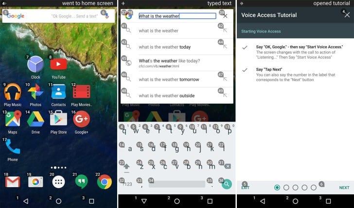Controle por voz no Android