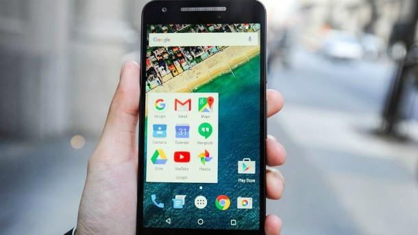 Novo Android