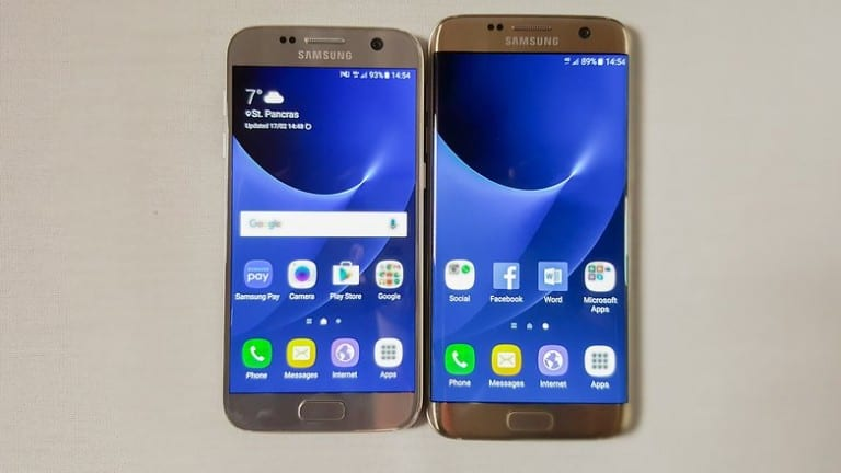 Novo Galaxy S7