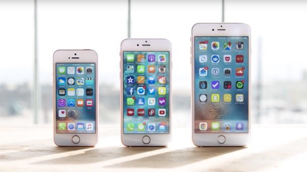 Quebrando o iPhone SE