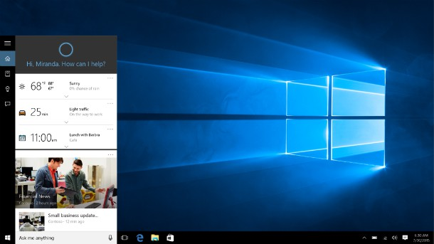 Update do Windows 10