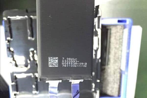 Bateria do iPhone 7