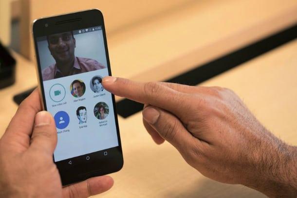 Google Duo trará chamadas em vídeo e será rival do FaceTime