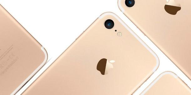 Modelo 16GB do iPhone 7