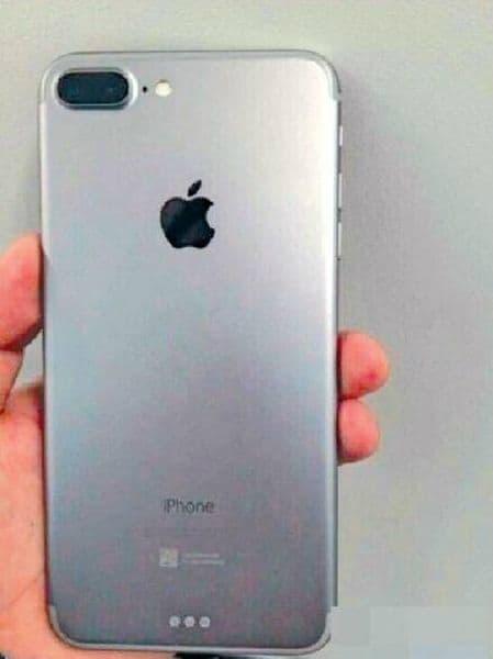 Novo iPhone 7