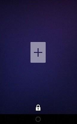 instalar widgets