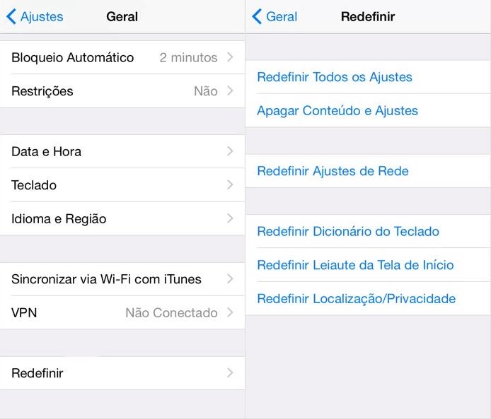 problemas do iOS 11