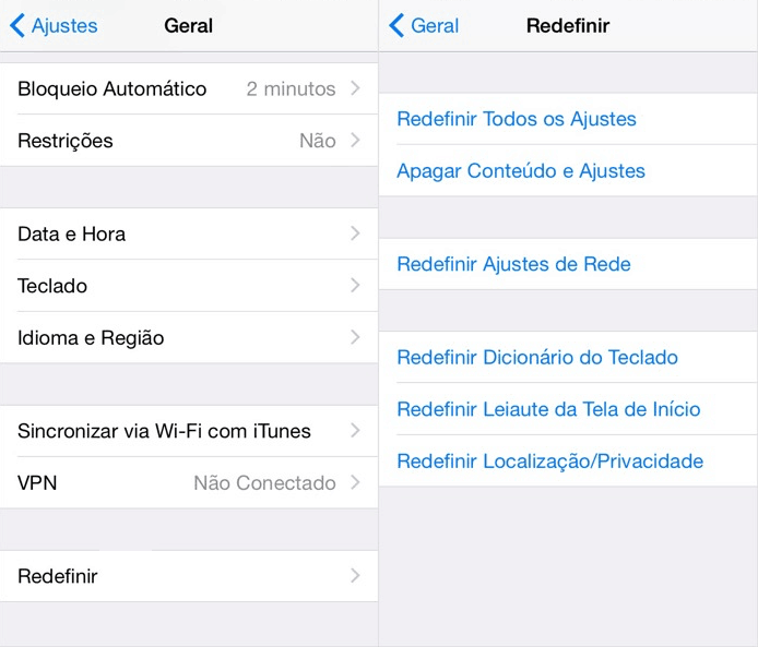 problemas do iPhone 6