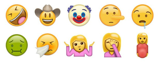 Emojis no iPhone